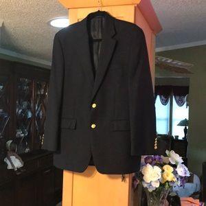 Very nice like new Ralph Lauren  navy jacket